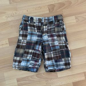 Old Navy Size 10 Plaid Cargo Shorts Size 10